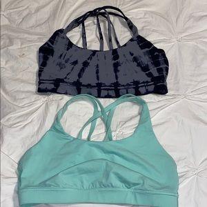 Lululemon energy bra pack of 2!